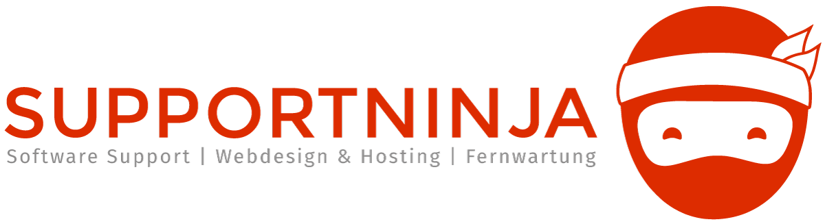 Software Support, Webdesign & Hosting, Fernwartung