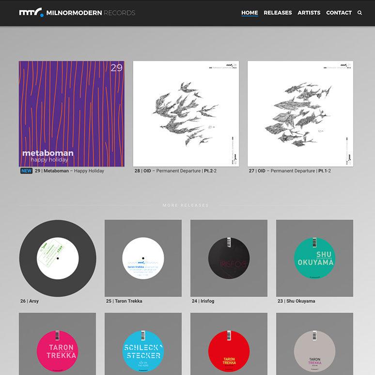 Milnormodern Records